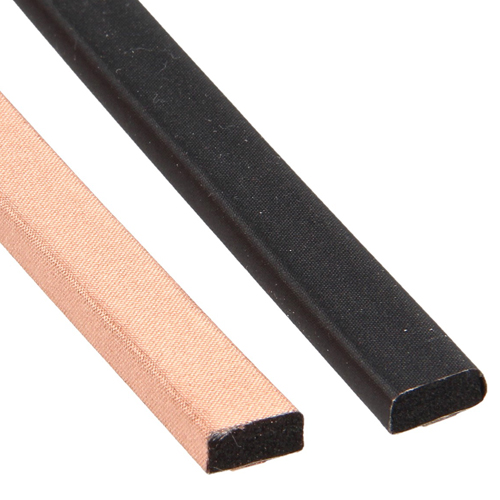 EMI shielding gaskets copper nickel conductive fabric