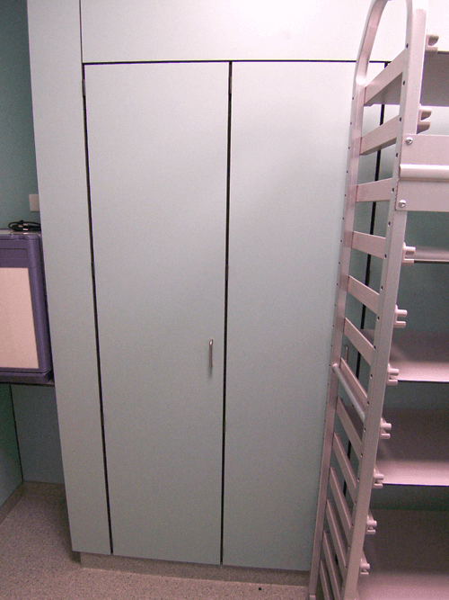 EMI / RFI Shielded Door