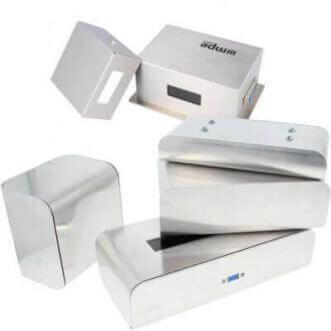 EMP - EMI - IP - Gehäuse und Leiterplattengehäuse