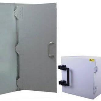 Faraday Käfige & geschirmte Testboxen