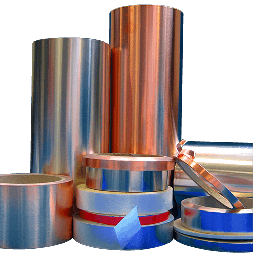 Tapes, foils, textiles & coatings