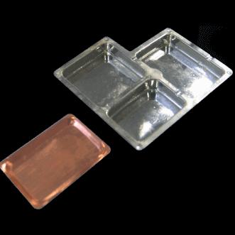 EMV-Abschirmbleche, EMV Abschirmdosen und EMV Abdeckungen fur Leiterplatten