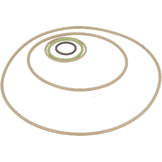 Leitfähige O-Ringe