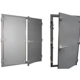 Faraday-Käfig Türen