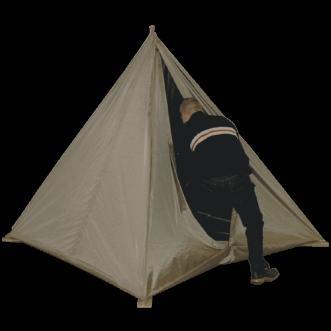 Abgeschimte Faraday Zelte