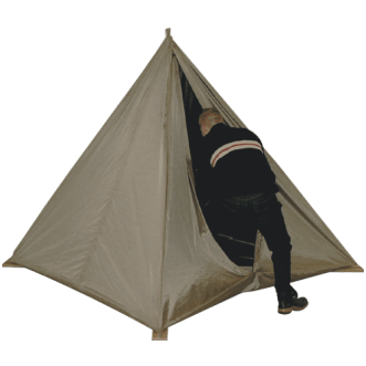 Faraday tents