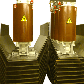 Transformator Schild