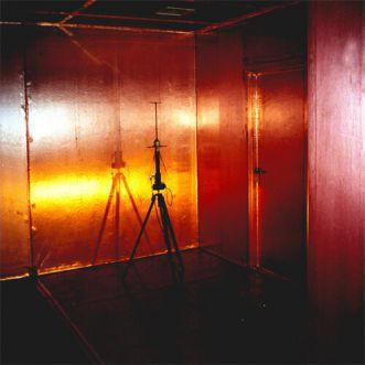 Mu- Kupfer Faradaysche Käfige