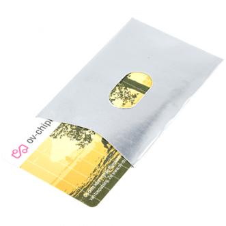 RFID-Karte Abschottung