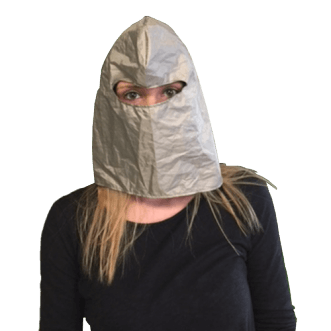 Shielded burka