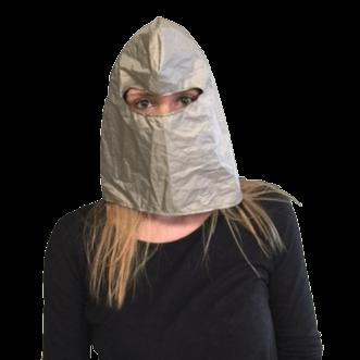 Abgeschirmter Burka
