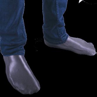 Abschirmende Socken