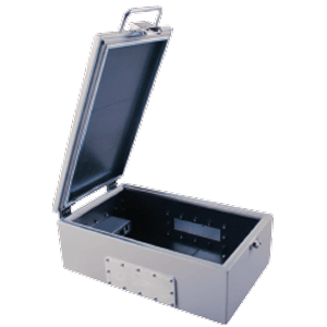 Kompakte abgeschirmte Experimentierbox