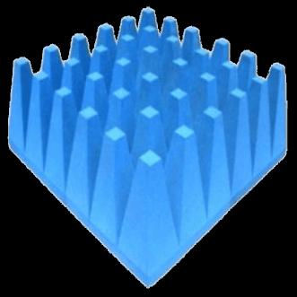Hybridabsorber auf PU-Schaumbasis