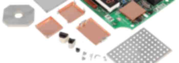 Clip-on PCB shielding system
